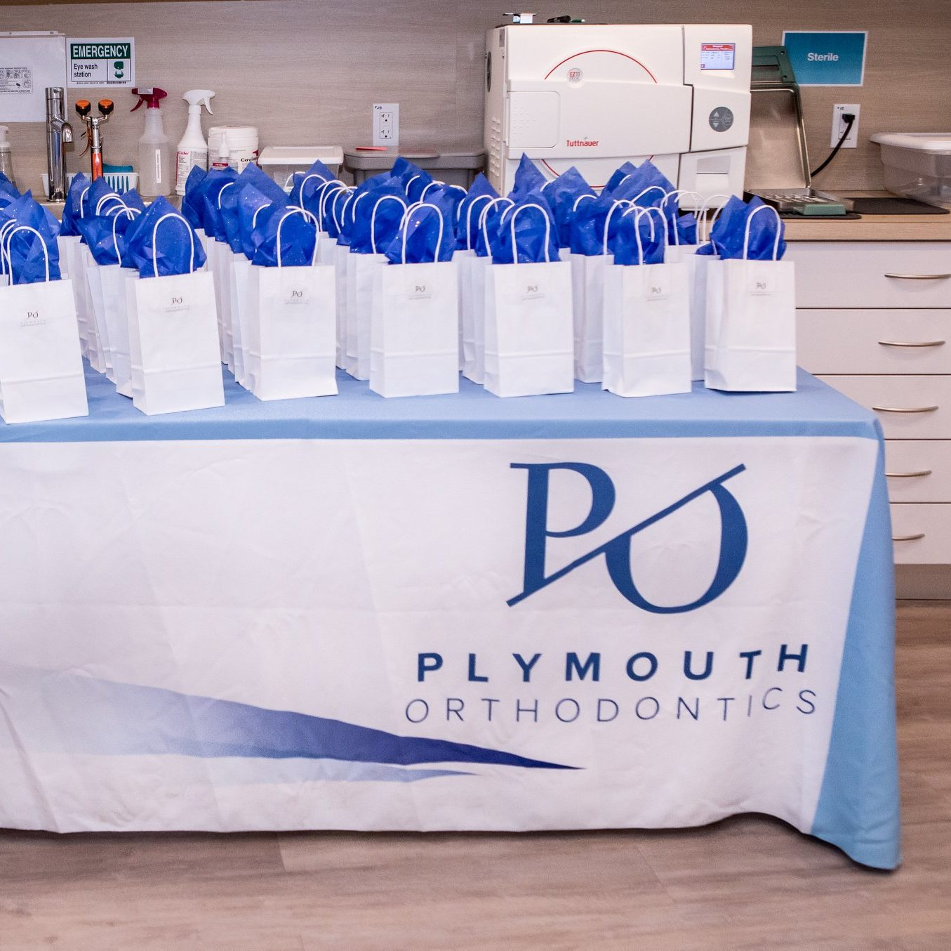 Celebrating Plymouth Orthodontics' First Anniversary!