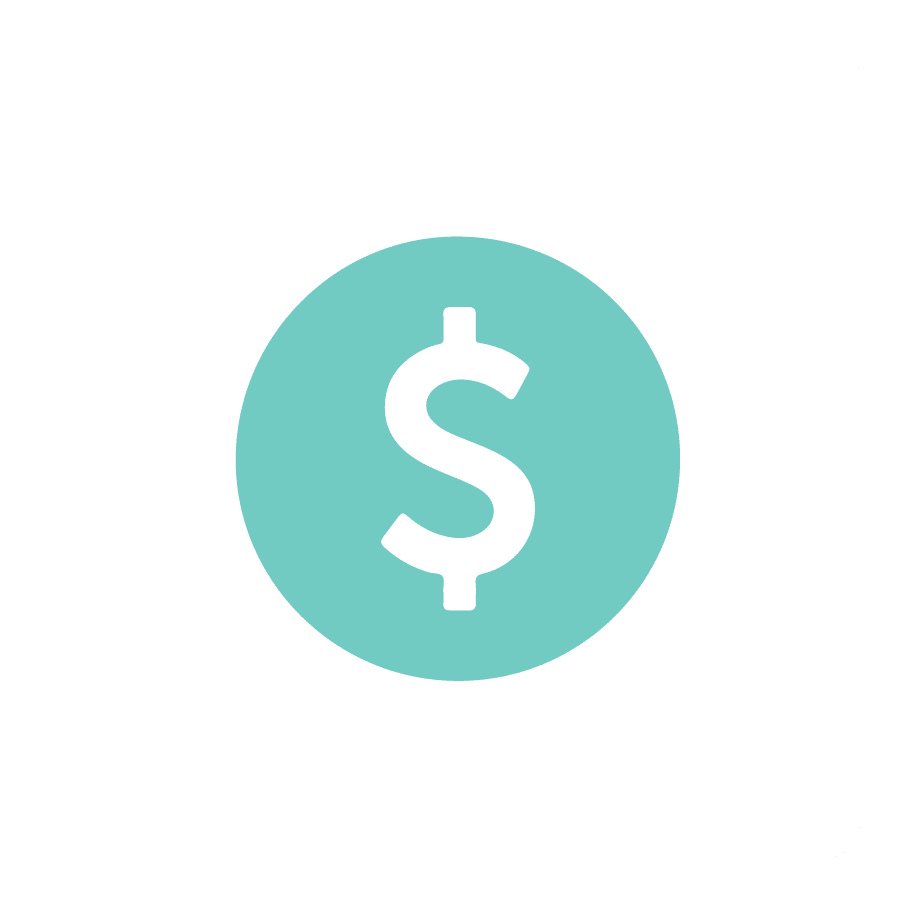 Icon for cost of braces