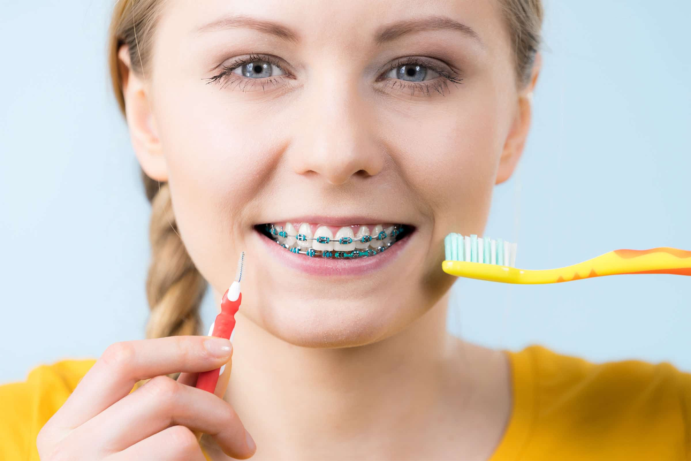 Caring for your braces during Corona Virus